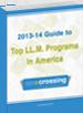 Top LL.M. Programs in America