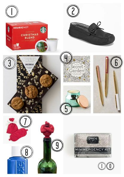 Check out these 10 stocking stuffer ideas you can use for friends and family.