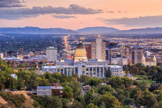 Living and Practicing Law in Salt Lake City