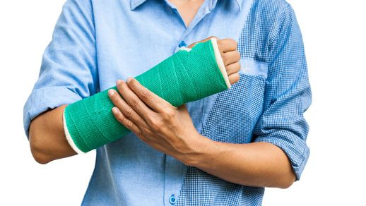 Does injury before starting new job affect your status?