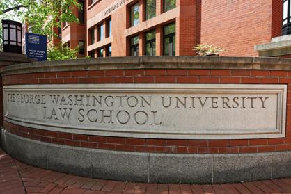 The George Washington University Law School, Washington, DC
