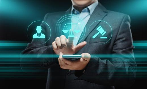 Technical Specialists in Law Firms