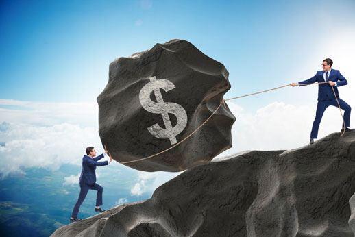 Salary Wars and Associate Hiring