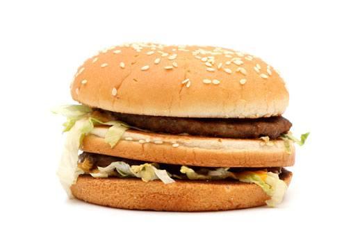 Putting the Big Mac to Shame: The FleurBurger 5000