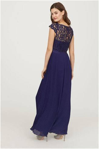 Spring or Summer wedding guest dress options for a girl on a budget.