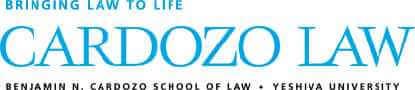 Yeshiva University Benjamin N. Cardozo School of Law