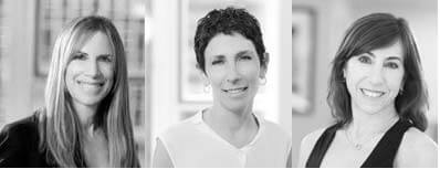 Laura S. Corrao, Robin S. Miller and Lauren M. Wiesenthal are Three Superb Legal Recruiters
