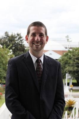 Third Year Law Student Chad Rubin
