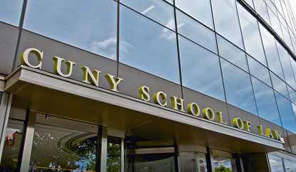 City University of New York School of Law