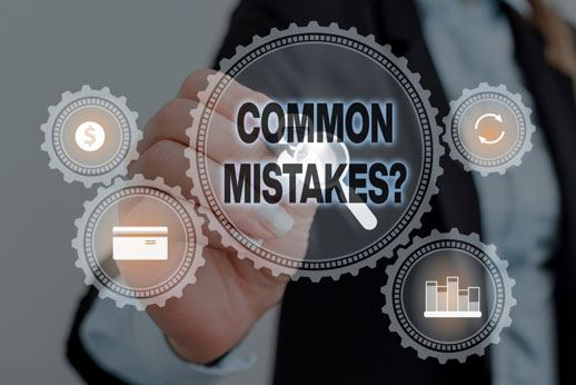 Common Mistakes Can Equal Disaster at Job Interviews