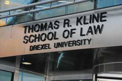 Drexel University Earle Mack School of Law