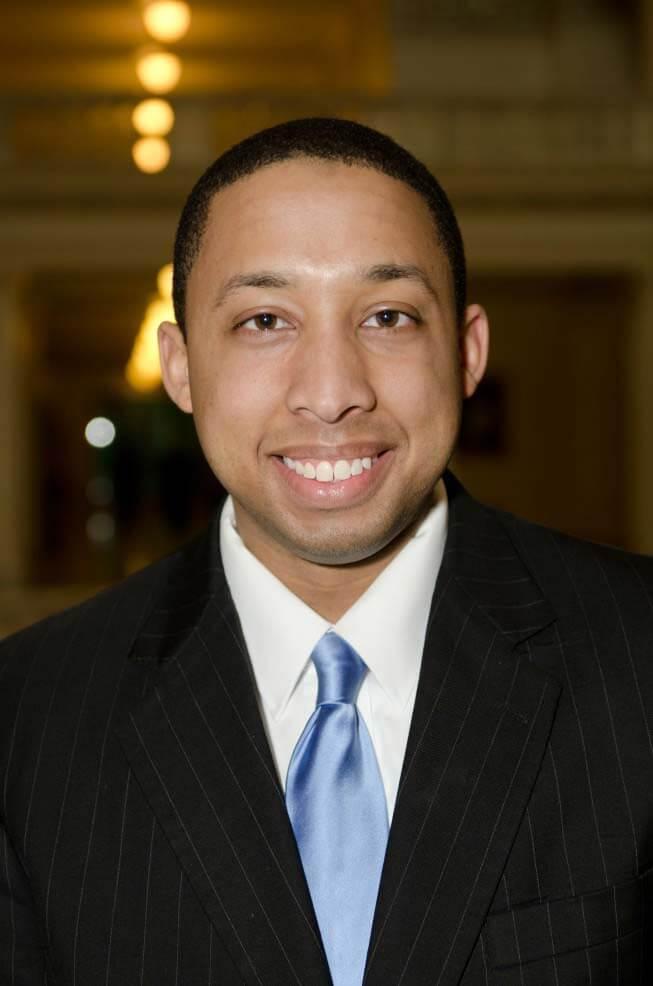 Law Student Erick W. Harris