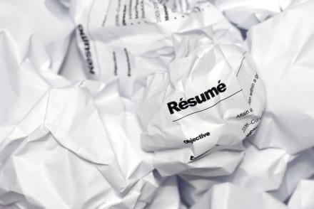 Follow these eight rules to keep your resume and cover letter out of the trash.