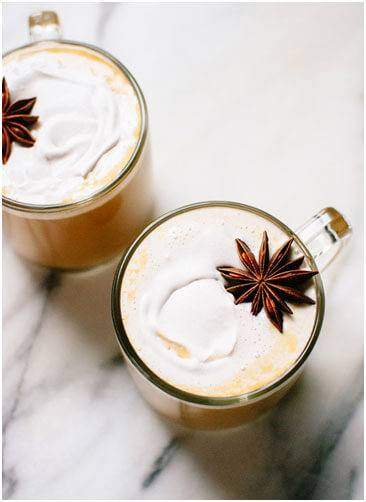 Check out these healthy alternatives to a Starbucks Pumpkin Spice Latte.