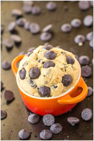 Try these Peanut Butter Cookie Dough Protein Balls and 11 other delicious healthy cookie dough recipes to satisfy your craving.