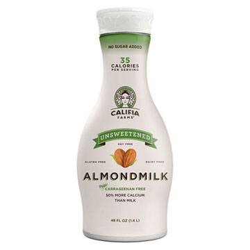 Try one or more of these 10 healthy non-dairy milks.