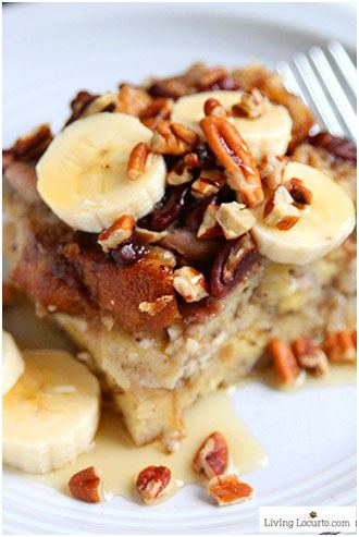 Banana bread: one of the many other delicious breakfasts that could be made using the instant pot.