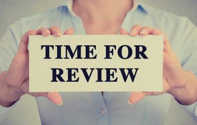 Is it time for a review? Here are tips on doing associate performance reviews.