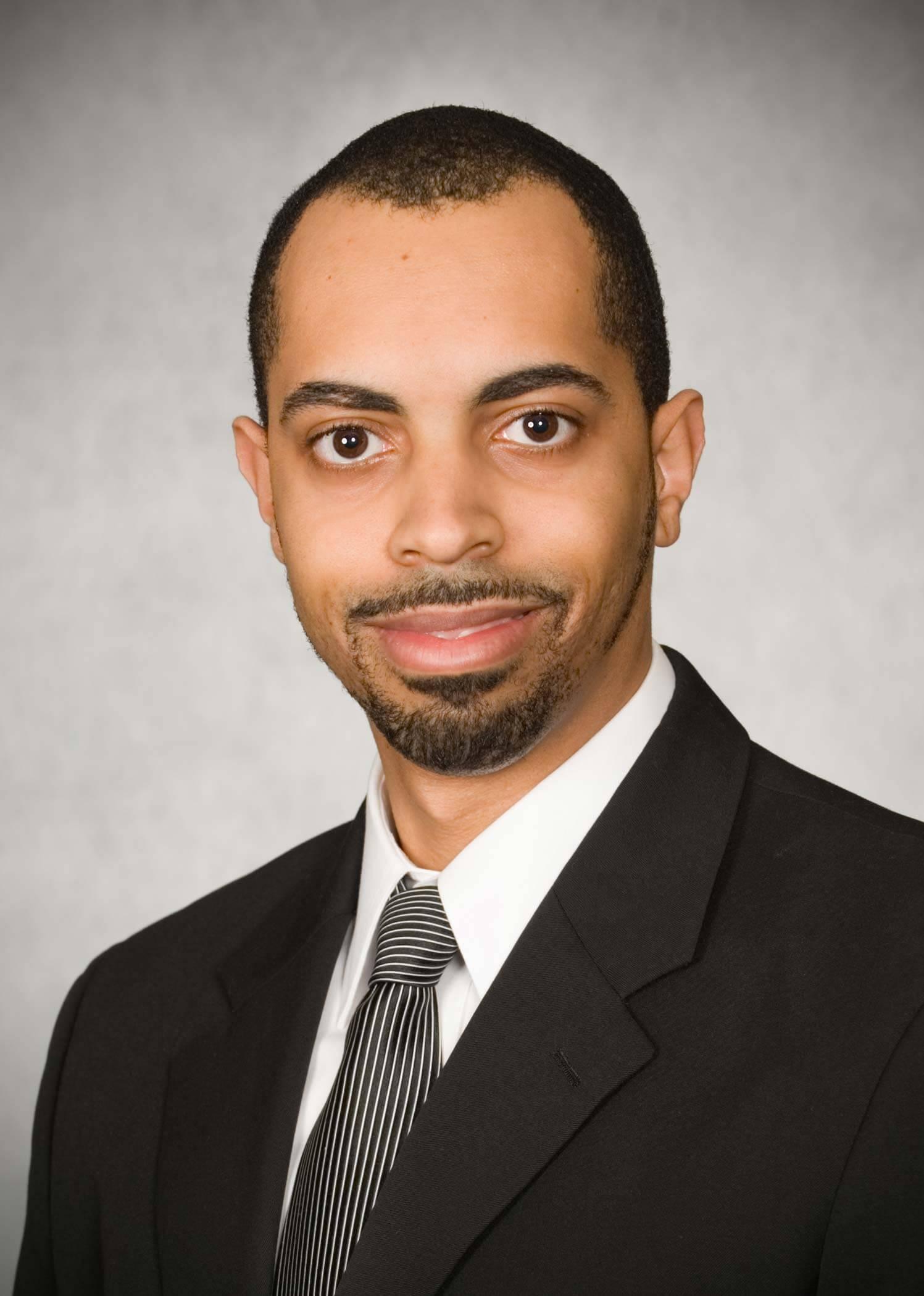 Third Year Law Student James Randolph Farris III