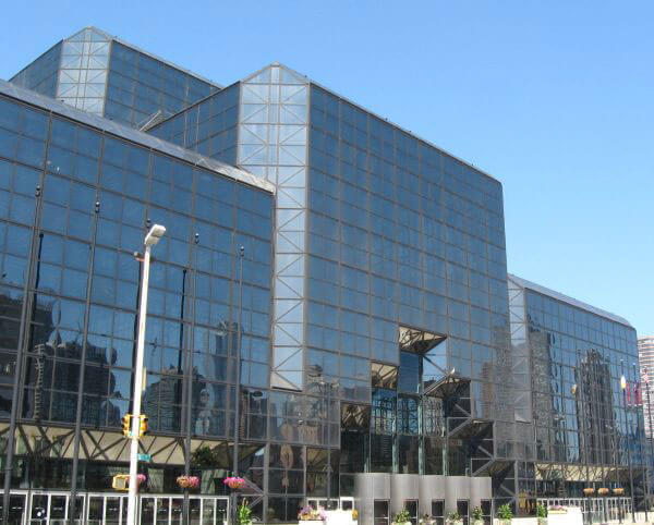 The Jacob K. Javits Convention Center is Where New York City Law School Graduates Took the Bar Exam This Year