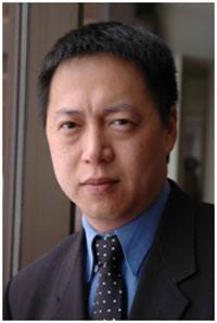 "Lead blogger Jim Chen of legal blog, ""Moneylaw."""