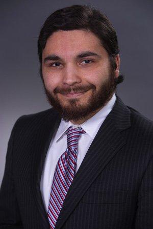 Third Year Law Student Joe Konigsberg