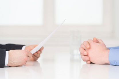 Legal Job Interview: How Not to Conduct It