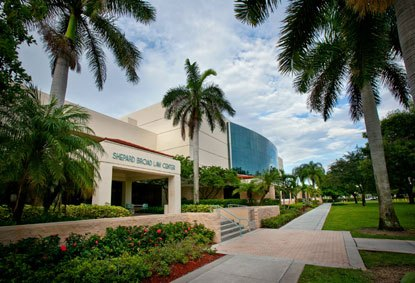 Nova Southeastern University Shepard Broad Law Center