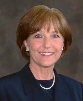 Paula Smith, Director of Career Services at Texas Tech University School of Law