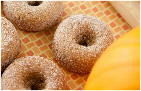 Start exploring this area of baking with your next batch of homemade donuts.