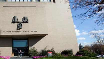 Saint John's University School of Law
