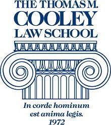 Thomas M. Cooley Law School Logo