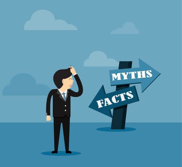 Top 3 Biggest Myths about Working with a Legal Recruiter