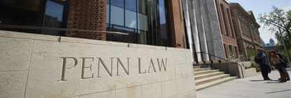 University of Pennsylvania Law School, Philadelphia, Pennsylvania