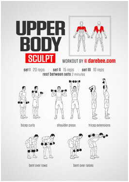photo regarding Spartacus Workout Printable named Oneself Consist of in direction of Check out These kinds of 5 Higher System Exercises