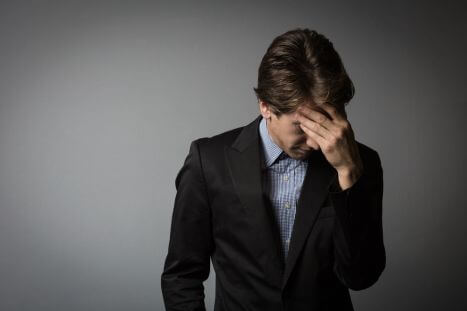 What should you do when you find out you've lost your legal job?