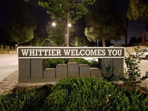 Whittier Law School, Whittier, California