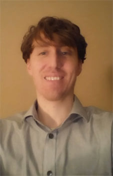 Adam Holm, Contract Attorney