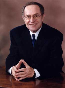 Alan Morton Dershowitz, an american attorney, political commentator and jurist