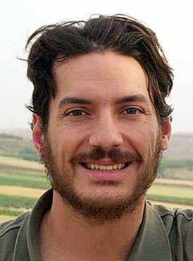 Freelance reporter Austin Tice is missing