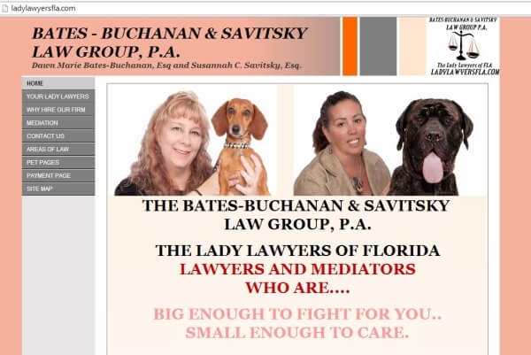 Brandenton Florida Litigation Firm