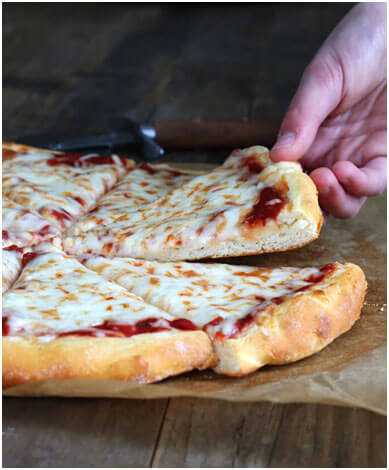 Try this yeast and gluten-free pizza and 9 other delicious gluten-free baked recipes.