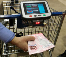 Coming soon: Pay for your groceries via fingerprints
