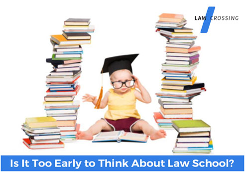 Is It Too Early to Think About Law School?