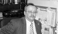 Joe Hodnicki: Associate Director for Library Operations at Robert S. Marx Law Library at the University of Cincinnati