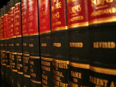 Navigating Law Books and Reports