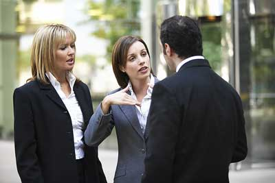 Avoiding conflict between external counsel and in-house counsel