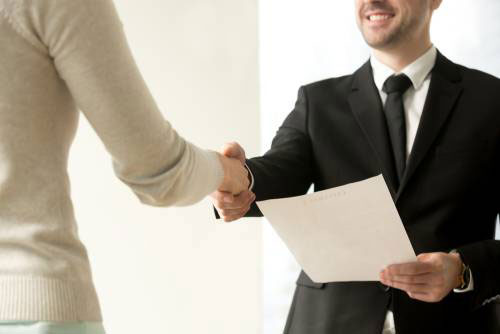 Learn how to prepare for a law firm interview in this article.