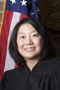 U.S. District Court Judge Lucy Haeran Koh