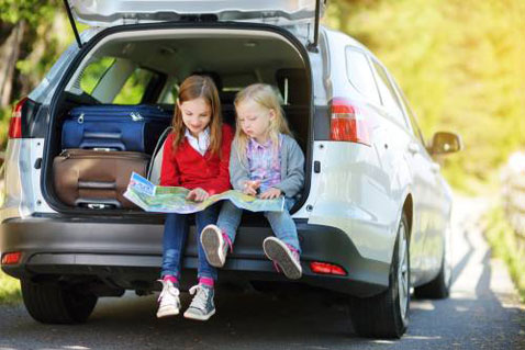 Make sure you follow these tips when packing for your next road trip.